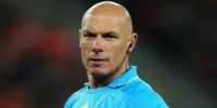 Футбольный арбитр Webb Howard, Howard Melton Webb (Howard Melton Webb) - англичанин, Англия